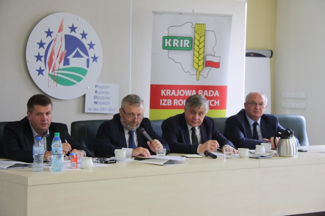 Rolnicy na spotkaniu z Ministrem Rolnictwa i Rozwoju Wsi