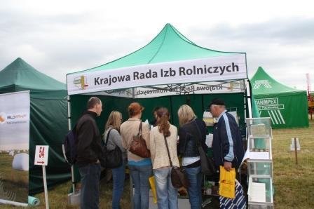 KRIR na Wystawie Zielone AgroShow