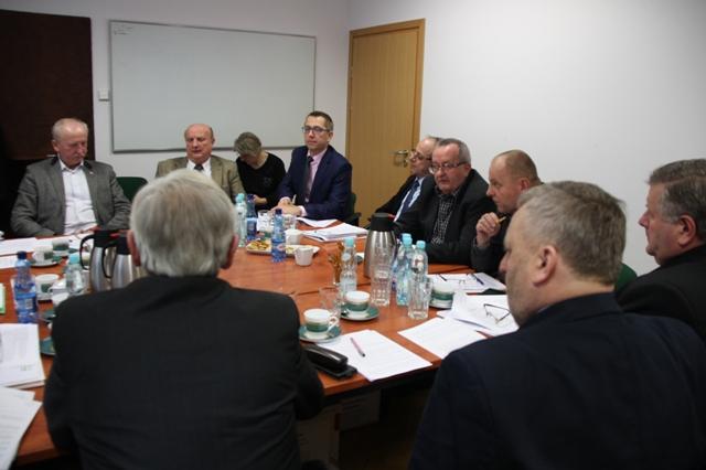 Nadzwyczajana Komisja KRIR ds. ubezpieczeń, ziemi i spraw łowieckich