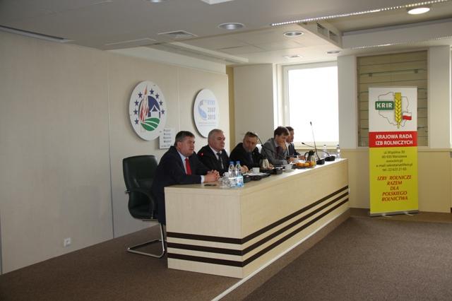 Spotkanie ws. omówienia wyroku Trybunału Konstytucyjnego dot. obwodów łowieckich