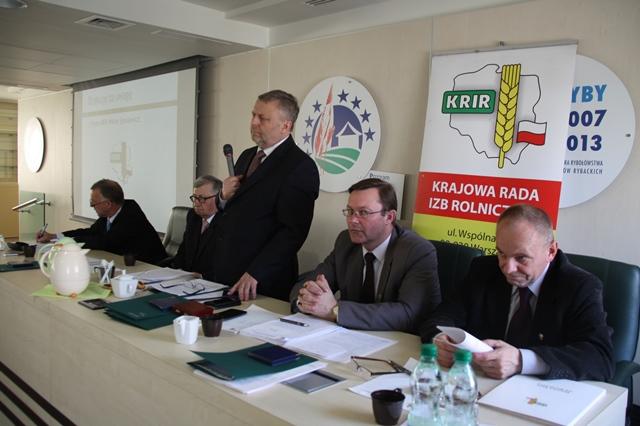 Ostatnie Posiedzenie Krajowej Rady Izb Rolniczych IV kadencji
