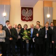Spotkanie KRIR z ministrem Sawickim