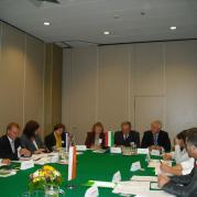 33 spotkanie V4 w Poznaniu 15-16.09.2008