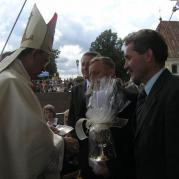Dożynki Jasnogórskie 1-2.09.2007