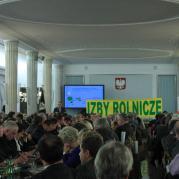 """""""Polityka rolna krajowa i UE w nowej perspektywie finansowej..."""" konferencja izb rolniczych w Sejmie"""