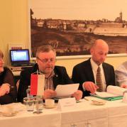 48 Posiedzenie przedstawicieli izb rolniczych państw grupy wyszehradzkiej w Bratysławie