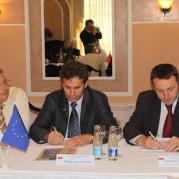 38 posiedzenie izb rolniczych krajów Grupy Wyszehradzkiej w Kijowie
