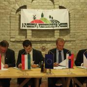 50. posiedzenie izb rolniczych państw grupy wyszehradzkiej, Szekszard, Węgry