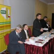 IV posiedzenie KRIR 19-20.12.2007