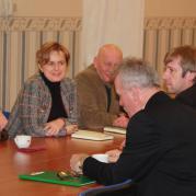 Spotkanie Dyrektorów i Księgowych izb rolniczych 2-3.02.2009