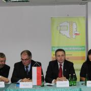 39 posiedzenie izb rolniczych krajów Grupy Wyszehradzkiej w Warszawie 21-22.09.2010 r.