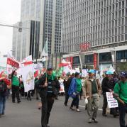 Bruksela - Protest Europejskich Rolników, 7 wrzesnia 2015 r. cz.I