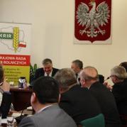 Spotkanie z Ministrem Rolnictwa, 30.12.2015 r.