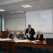 Konferencja Rady do spraw Kobiet i Rodzin Wiejskich przy KRIR w Puławach