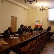 Włoska organizacja Coldiretti z wizytą w Biurze KRIR