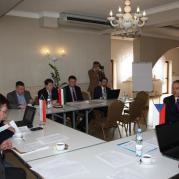 60. Posiedzenie izb rolniczych państw grupy V-4, Czajowice7-8 kwietnia 2016 r.