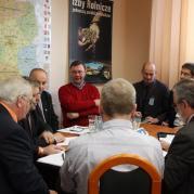 Wizyta studyjna APCA w Polsce, 9-10 kwietnia 2015 r.