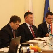 56. posiedzenie izb rolniczych państw grupy wyszehradzkiej w Warszawie, 6-7 maja 2015 r.