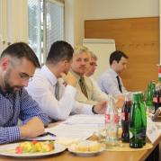 57. posiedzenie izb rolniczych państw grupy wyszehradzkiej w Brnie, 25-26 czerwca 2015 r.