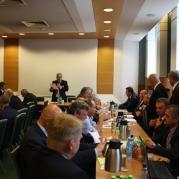 I Posiedzenie KRIR V kadencji, 29.07.2015 r.