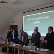 XII Posiedzenie KRIR V kadencji