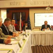 58. posiedzenie izb rolniczych państw grupy wyszehradzkiej, Słowacja, 9-10 września 2015 r.