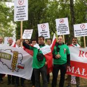 Bruksela - Protest Europejskich Rolników, 7 wrzesnia 2015 r. cz.II