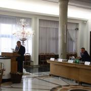 IV Konferencja Samorządu Rolniczego w Sejmie RP, 07.10.2015 r.