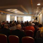 Spotkanie Zarządów, Dyrektorów oraz Księgowych Wojewódzkich IR w Jachrance, 4-5.11.2015 r.