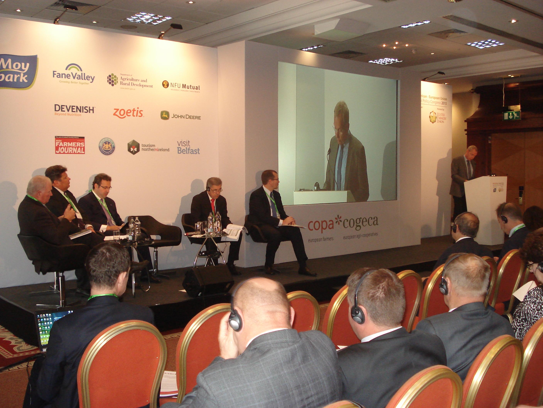 37. Konferencja Rolnicza Ameryka Północna i Unia Europejska