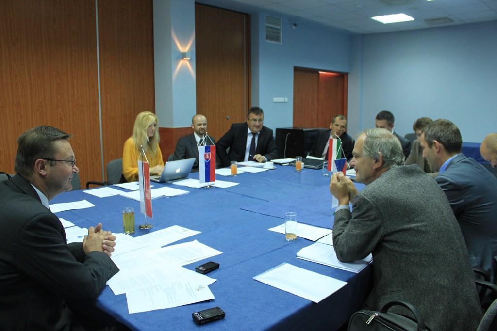 46 Posiedzenie przedstawicieli izb rolniczych państw grupy wyszehradzkiej w Wiśle