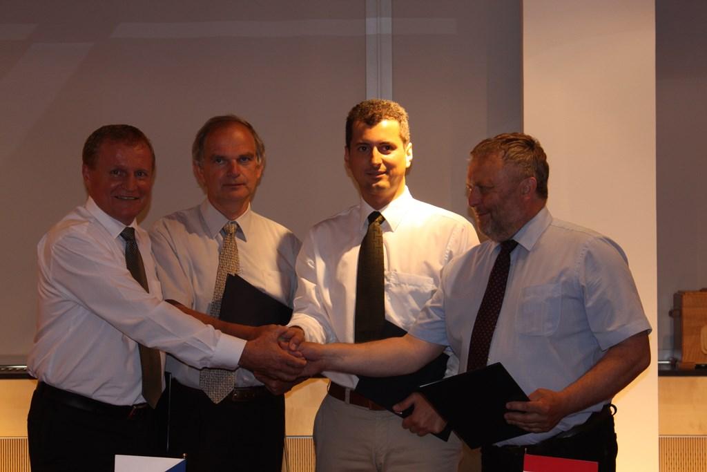 49 Posiedzenie przedstawicieli izb rolniczych państw grupy wyszehradzkiej w Pradze