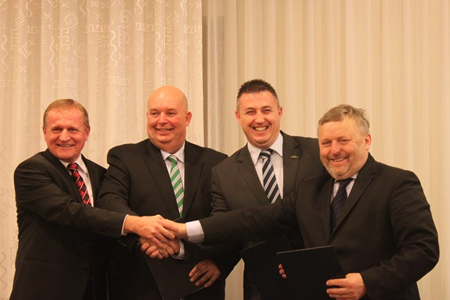 55. posiedzenie izb rolniczych państw grupy wyszehradzkiej w Hlohovcu