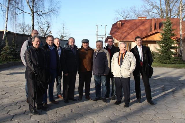 Wizyta Francuskich Izb Rolniczych w Polsce