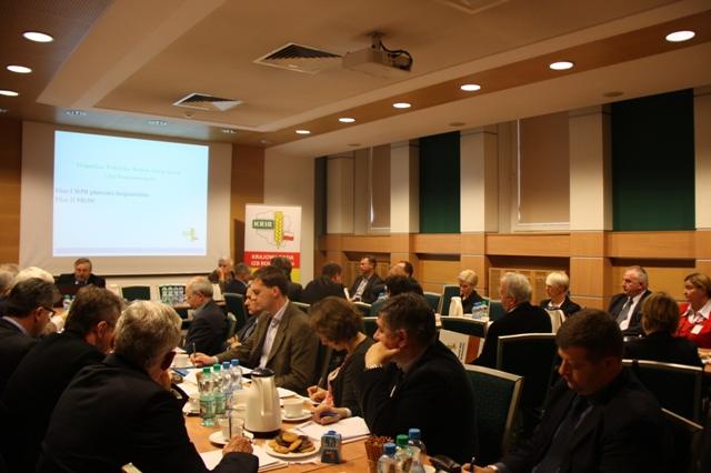 Konferencja KRIR z Instytutami Naukowymi oraz Uczelniami Wyższymi