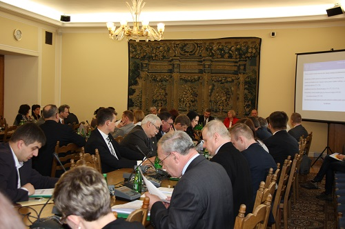 Konferencja Sejm Senta 21.04.15