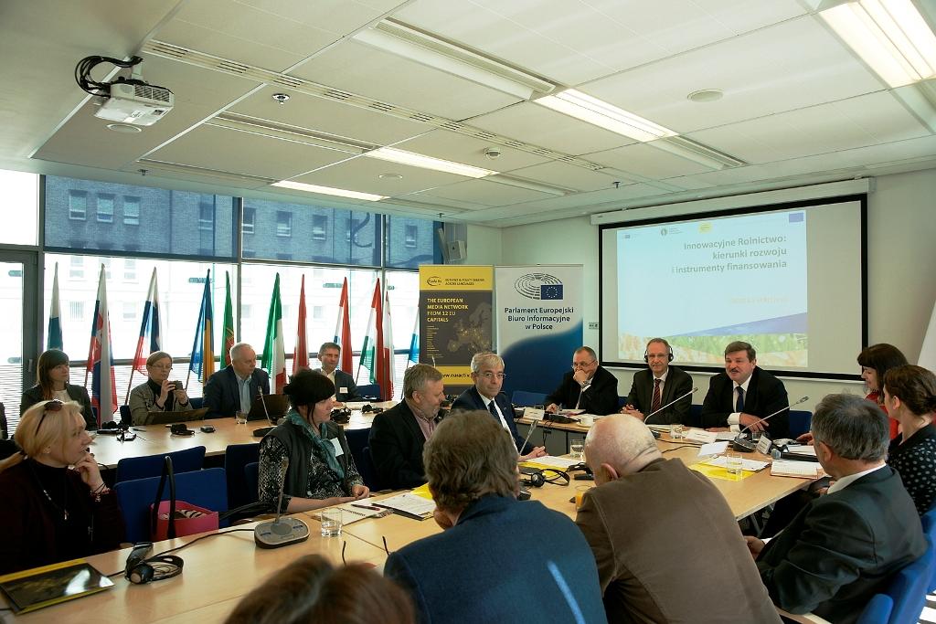 Innowacyjne Rolnictwo: Kierunki Rozwoju i Instrumenty Finansowania
