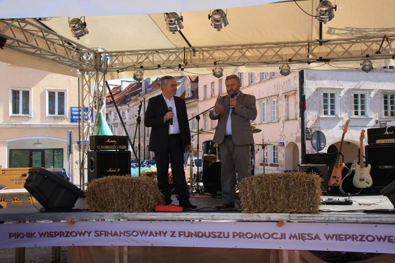 Piknik Zbożowy i Wieprzowy 2012