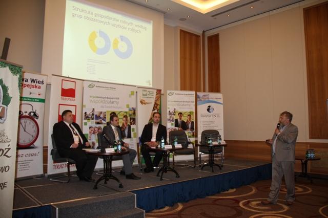 Prezes KRIR na Polskim Kongresie Rolnictwa 2014