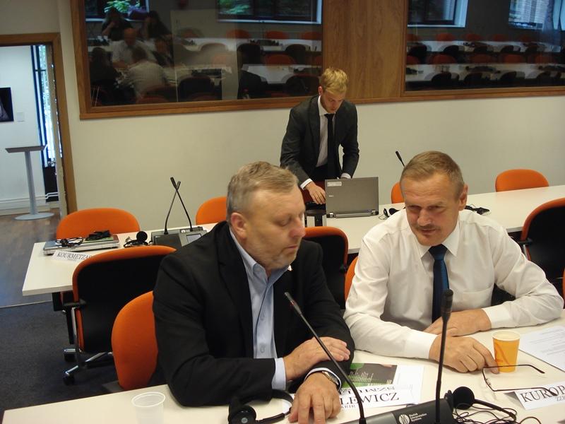 Prezes KRIR na Posiedzeniu Prezydium Copa-Cogeca w Brukseli