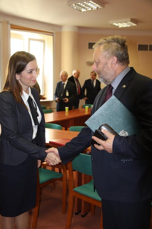 Prezes KRIR członkiem Rady Leśnictwa