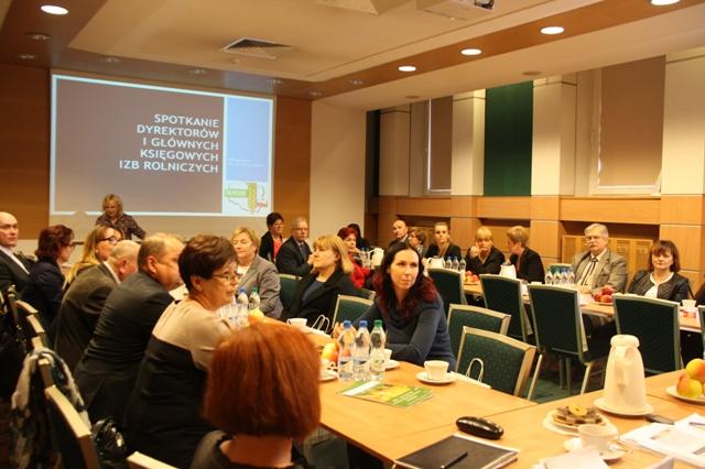 Spotkanie Dyrektorów oraz Głównych Księgowych w Warszawie