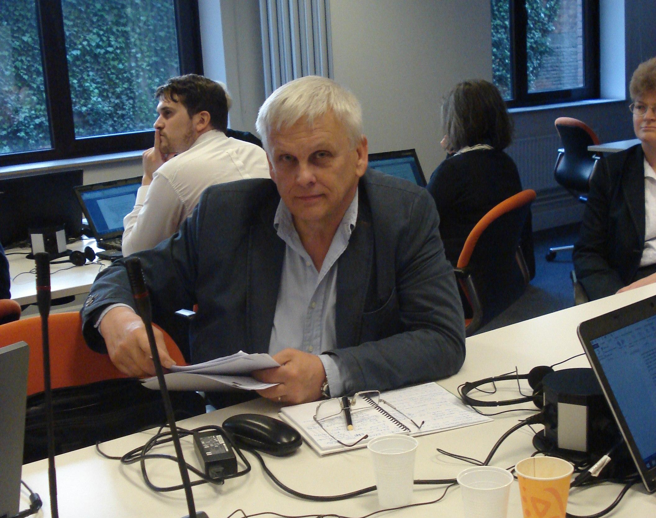 Ekspert KRIR na posiedzeniu grupy roboczej Copa-Cogeca