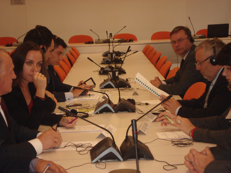Wyborcze posiedzenie Prezydium Copa-Cogeca