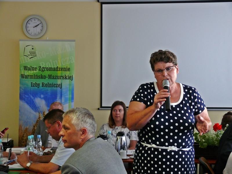 Przedstawicielka KRIR prelegentką podczas wydarzenia w PE