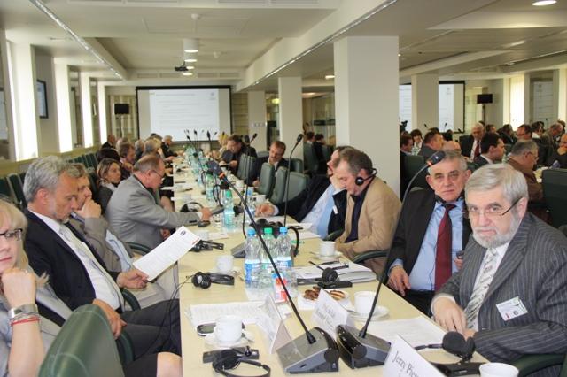 """Prezes KRIR na konferencji """"Bioenergia na obszarach wiejskich"""""""