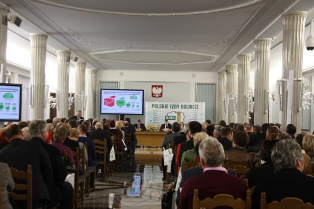 Polska żywność zakładnikiem politycznych gier