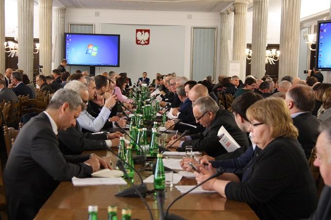 Wystąpienie w sprawie konferencji sejmowej Komisji Rolnictwa i Rozwoju Wsi