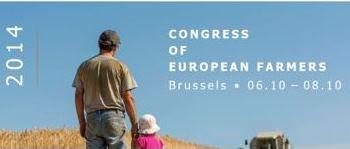 Kongres Europejskich Rolników 2014 w Brukseli