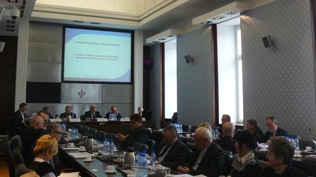 Spotkanie Komisji Rolnictwa i Obrotu Rolnego Krajowej Izby Gospodarczej